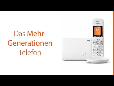Das neue Gigaset E370 DECT Schnurlostelefon