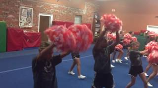 Practice Video Nobody But You camp Day 1