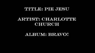 Charlotte Church - Pie Jesu
