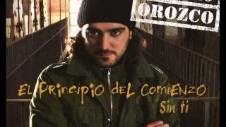 Antonio Orozco Sin ti