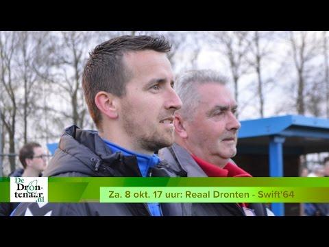 VIDEO | Reaal Dronten heropent hoofdveld met derby tegen Swift'64 om 16.45 uur
