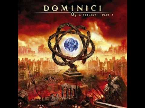 Dominici - Liquid Lightning online metal music video by DOMINICI