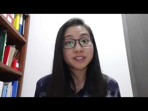 My Student Life in HSS by Amelia Lee (PSY graduate)