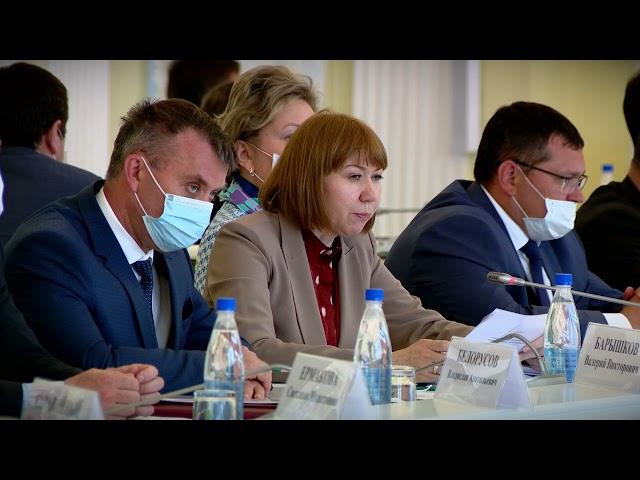 В Твери на заседании регионального правительства решили, как будут поддерживать предпринимателей