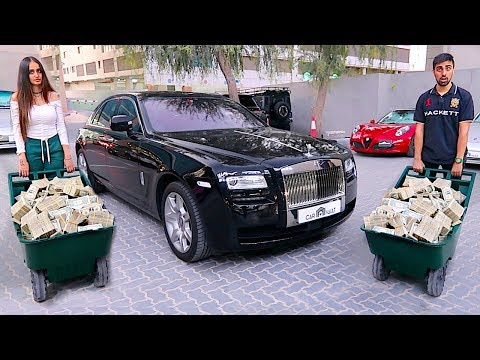 I Bought A Rolls Royce Using Only $1 Bills ...