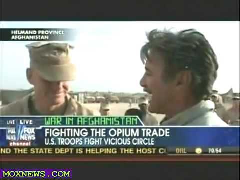 Geraldo Rivera: U.S. Protects Drug Trade in Afghanistan