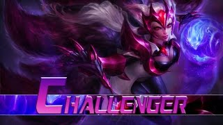 League of Legends: Challenger Ahri (Skin Spotlight)