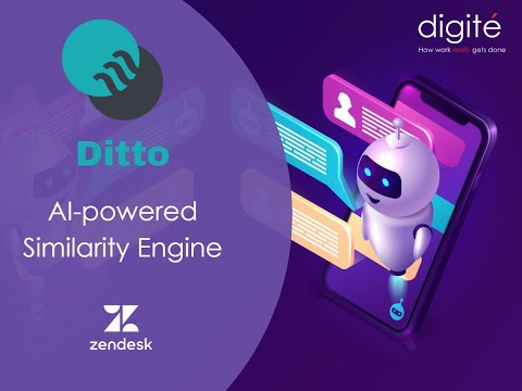 Ditto for Zendesk - What is it? & How it works?