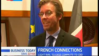 French Connections: JKIA Railway line to be constructed by French government