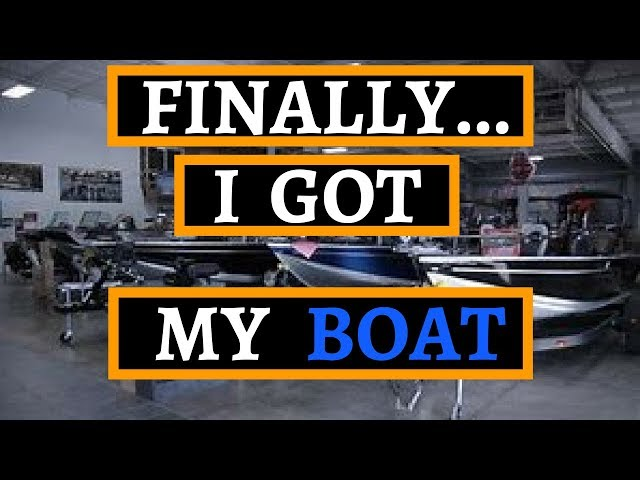 My New Boat Is Here ! What Did I Buy? Nitro, Triton, Skeeter or Ranger