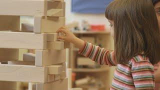Spielen und Lernen mit Einheitsbausteinen