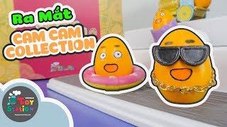Chính thức ra mắt bộ sưu tập Cam Cam Collection thiết kế bởi ToyStation 347
