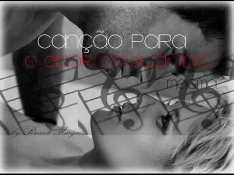 Música Canção Para o Amor da Sua Vida
