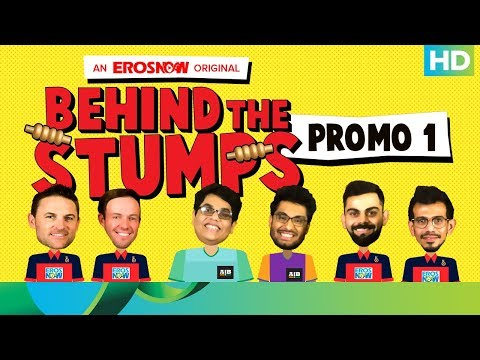 Download RCB meets AIB | Behind The Stumps | Live Exclusively On Eros Now HD Video
