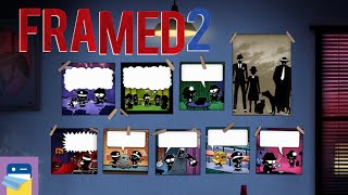 FRAMED 2: All Polaroids (Photos) Walkthrough & iOS Gameplay (by Loveshack)