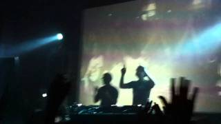 Alone Tonight (A&B Club Mix) by Above & Beyond at Sunshine Theater - 2011.02.18