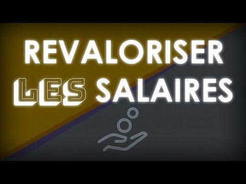Revaloriser les salaires – Pr Henri Joyeux & Thierry Fournier