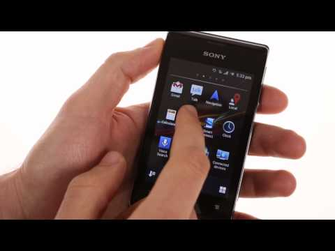 Sony Xperia E hands-on