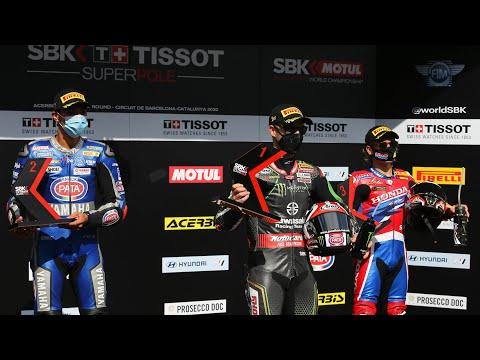 スーパーバイク世界選手権 SBK 第6戦スペイン(カタルニア・サーキット)スーパーポールのハイライト動画