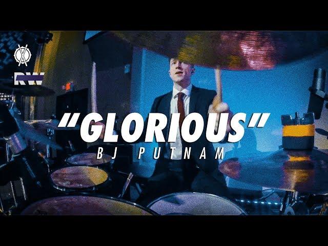 Glorious Drum Cover // BJ Putnam // Royalwood Church