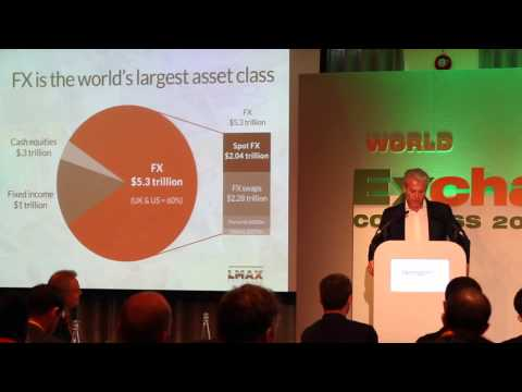 LMAX Exchange CEO speaking at the World Exchange Congress – Part 1