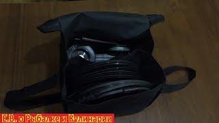 Набор жерлиц 10шт в прямоугольной сумке