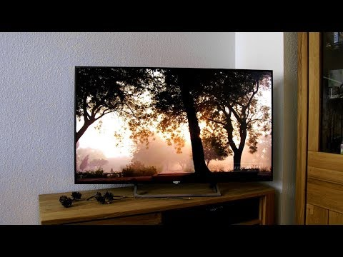 4K EDGE LED: Sony Bravia KD-55XE8505 Review!