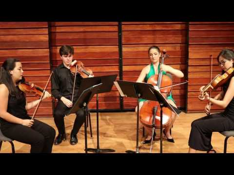 Here is a performance of my Second String Quartet.
