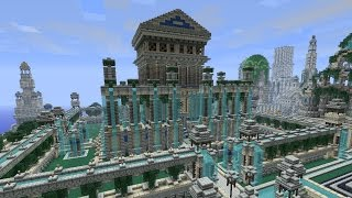 Top 10 Minecraft Creations