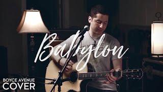 David Gray - Babylon (Boyce Avenue acoustic cover) on iTunes