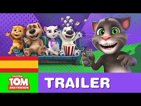 Talking Tom and Friends – La Serie…¡EN ESPAÑOL! ? ? Trailer de lanzamiento