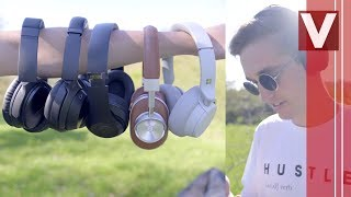 Die besten Bluetooth Kopfhörer 2019 (Over-Ear) - Venix