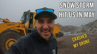 A Week in the Life of a Canadian Construction Company