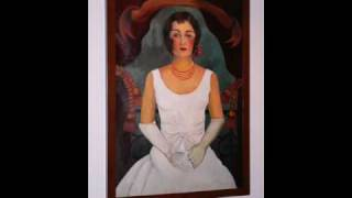 Portrait of a Woman in White (kahlo)