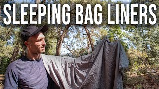 Everything You Should Know About Sleeping Bag Liners