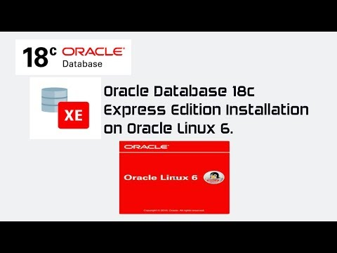 Oracle Database 18c Express Edition Installation on Redhat