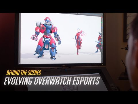 Behind the Scenes: Evolving the Game for eSports Viewing