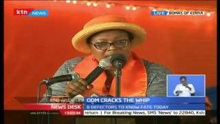 Newsdesk Full Bulletin 31st October 2016 - Pombe visits Uhuru Kenyatta
