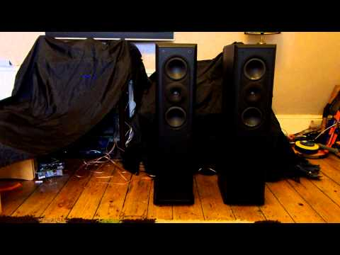 Acoustic Research AR 310 HO speakers Floorstanding Hi-Fi loudspeakers