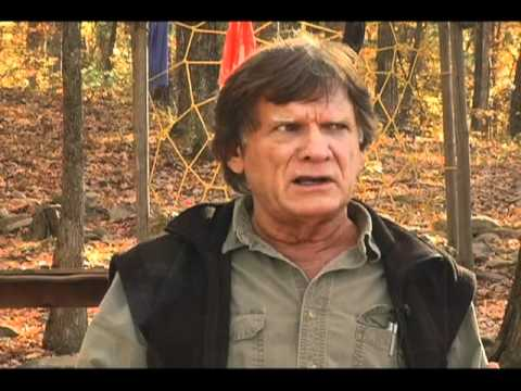 Tom Blue Wolf on Sweat Lodge