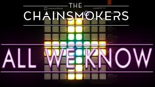 The Chainsmokers - All We Know | Cover No Launchpad + Arquivo Para Download