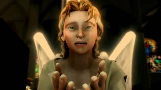 angeles volando en este lugar  letra