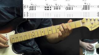 Jimi Hendrix - Spanish Castle Magic - Rock Guitar Lesson (w/Tabs)