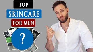Best SKINCARE PRODUCTS For MEN | Mens Skincare 2020