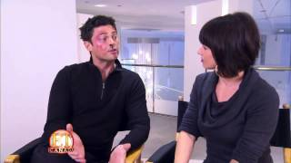 Karl Urban's Inside Look At 'Almost Human'