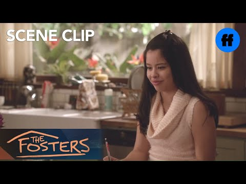 The Fosters 1.21 (Clip 'Advice')