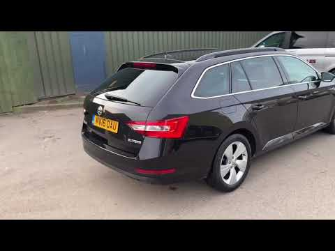 SKODA SUPERB 2.0 SE BUSINESS TDI DSG 5DR AUTOMATIC