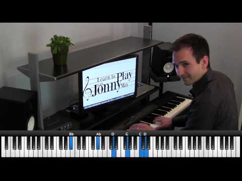 When You Wish Upon A Star - Jazz Piano by Jonny May