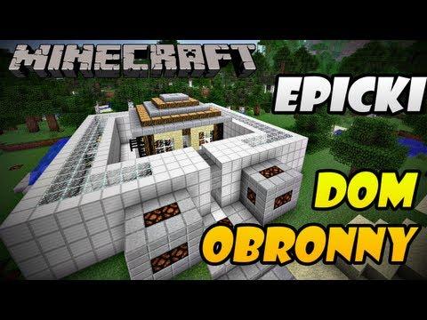 Filmik na 500 Widzów (Minecraft 1.8.1 Epicki Dom Obronny) + [DOWNLOAD]