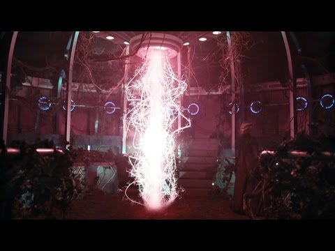 Doctor Who - The Name of the Doctor - The Doctor's Timestream is infected